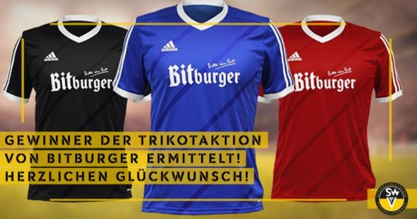 Bitburger Trikotaktion
