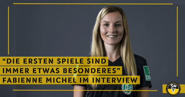 Fabienne Michel im Interview