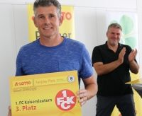 """LOTTO Fairplay-Preis"""